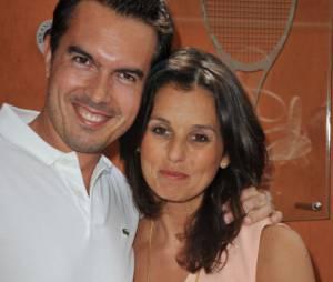 Faustine Bollaert et son compagnon Maxime vont avoir un enfant