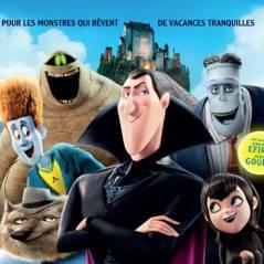 Django Unchained apeuré par les monstres d'Hôtel Transylvanie au box-office