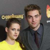 Robert Pattinson et Kristen Stewart : ensemble pour les DVDs de Twilight ? Mais bien sûr...