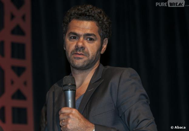 """Jamel Debbouze, le """"président anormal"""" des César 2013."""