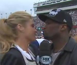 La vidéo du kiss raté de 50 Cent
