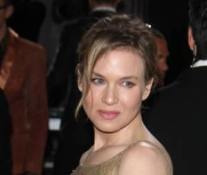 Renée Zellweger aussi figée qu'une statuette des Oscars 2013