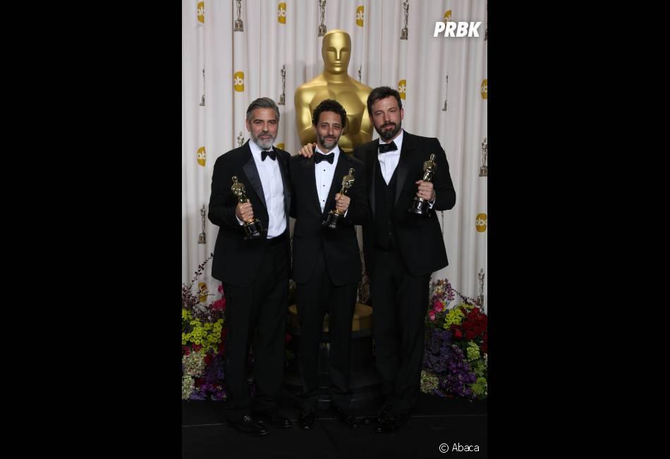 Les producteurs d'Argo face aux critiques de l'Iran