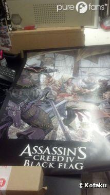Assassin's Creed 4 Black Flag à la sauce pirate