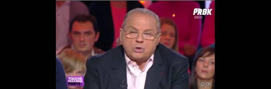 Gérard Louvin a qualifié Florian de mongole