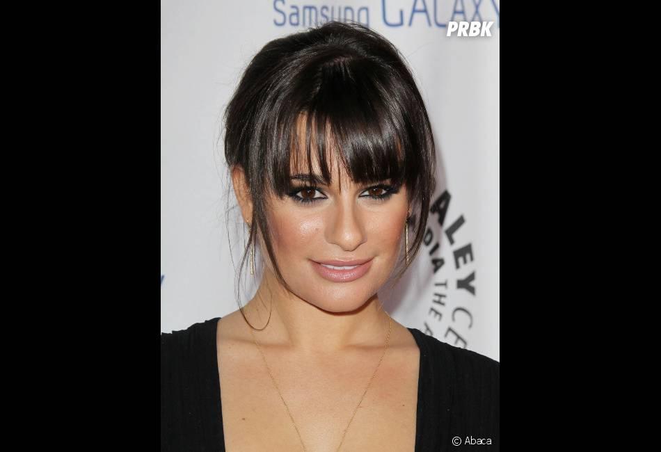 Lea Michele sublime à une soirée le 27 février 2013