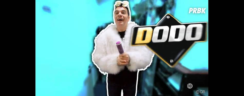 Dominique Damien est toujours aussi excentrique dans le teaser du Mag