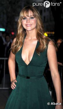 Jennifer Lawrence fait craquer tous les mecs
