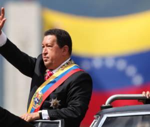 Le Président du Venezuela, Hugo Chavez, une figure controversée.