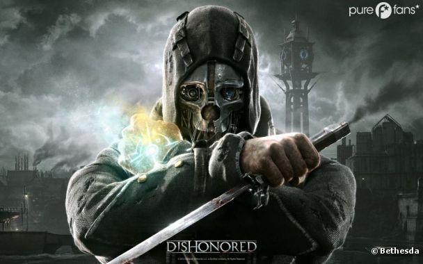 Dishonored, meilleur jeu de l'année des BAFTA Games Awards 2013