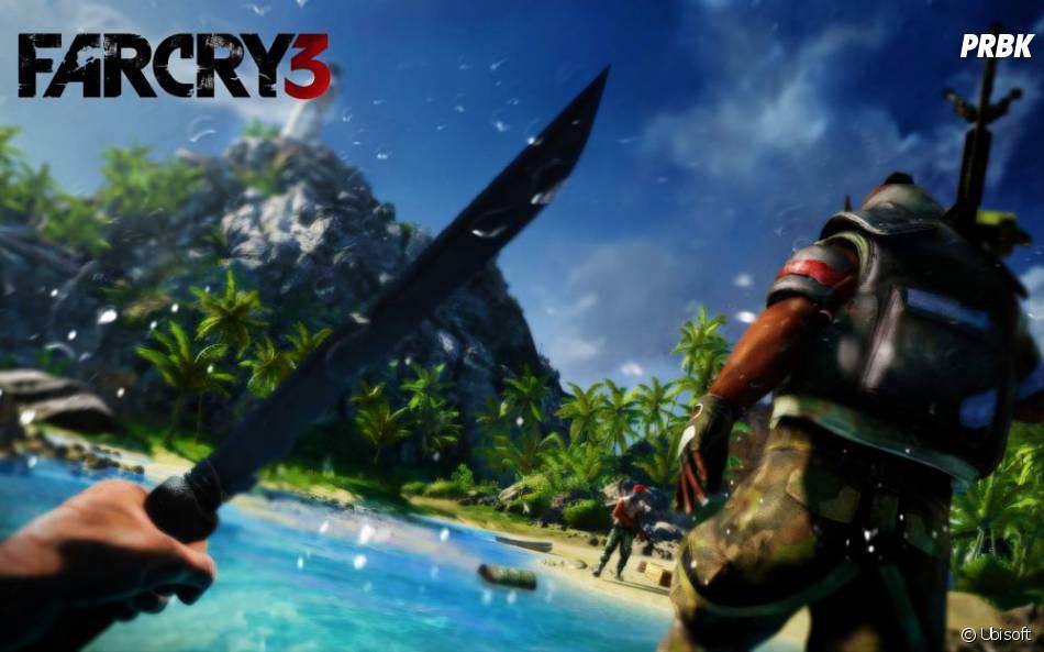 Far Cry 3, meilleur jeu d'action à la cérémonie des BAFTA Games Awards 2013