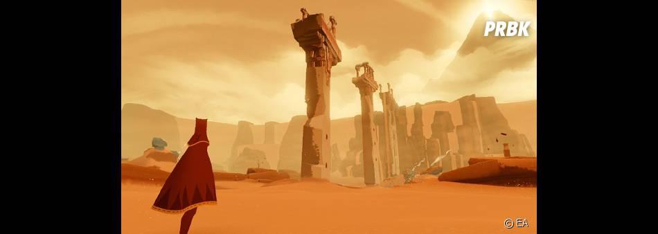 Journey remporte 5 prix aux BAFTA Games Awards 2013