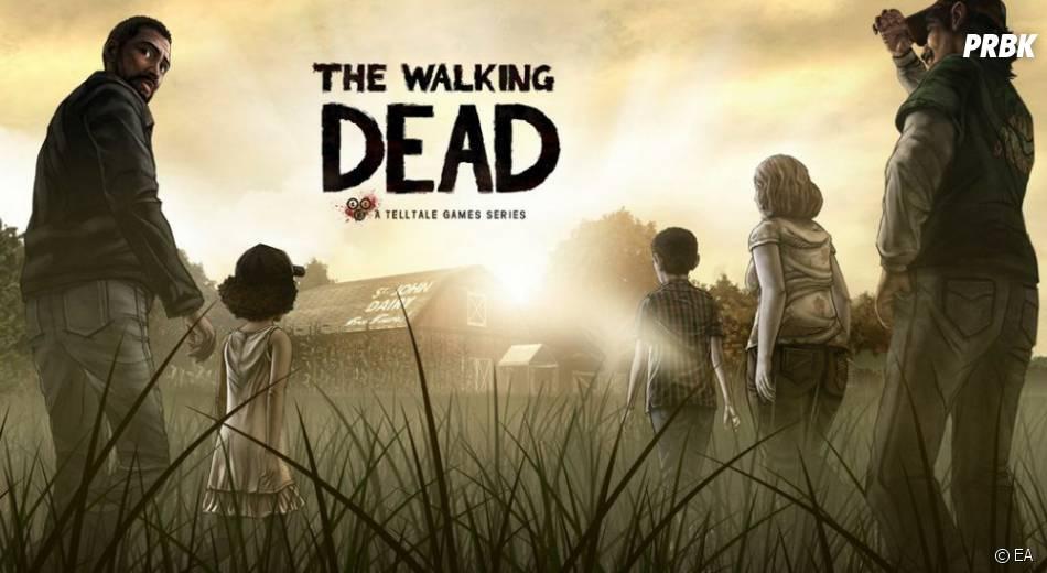 The Walking Dead remporte le prix du meilleur scénario à la cérémonie des BAFTA Games Awards 2013