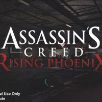 Assassin's Creed Rising Phoenix : le film mystérieux d'Ubisoft leaké ?