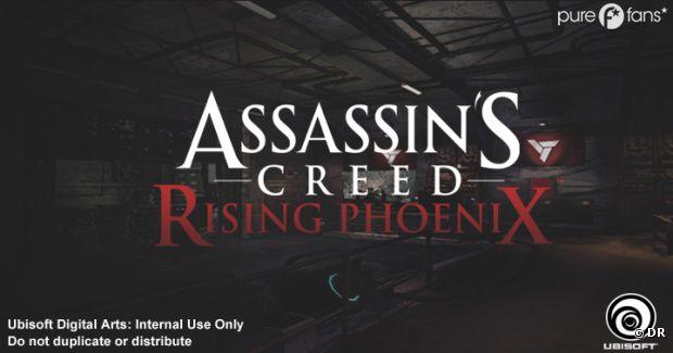 Assassin's Creed Rising Phoenix, le long-métrage de la série ?