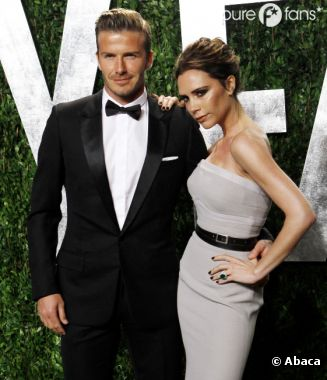 David Beckham et Victoria, les parents préférés des anglais