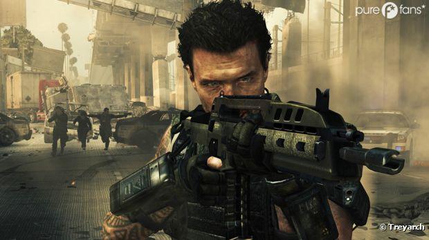 Black Ops 2 est le produit culturel le plus vendu en grande-Bretagne en 2012.