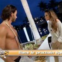 Les Anges de la télé-réalité 5 - Thomas et Capucine : explications et retrouvailles sexy