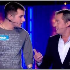 Christophe Dechavanne : duo comique avec un candidat handicapé pour Une famille en or