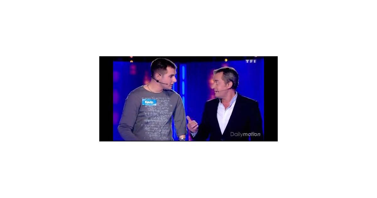 Christophe dechavanne duo comique avec un candidat - Baisee dans sa cuisine ...