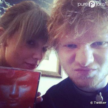 Ed Sheeran et Taylor Swift ne sont pas en couple