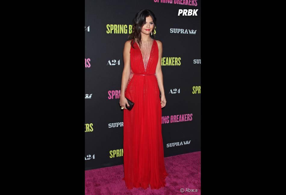 Selena Gomez a été soutenue par sa maman