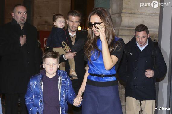 Victoria Beckham ment-elle quand elle se fait passer pour une Super Maman ?