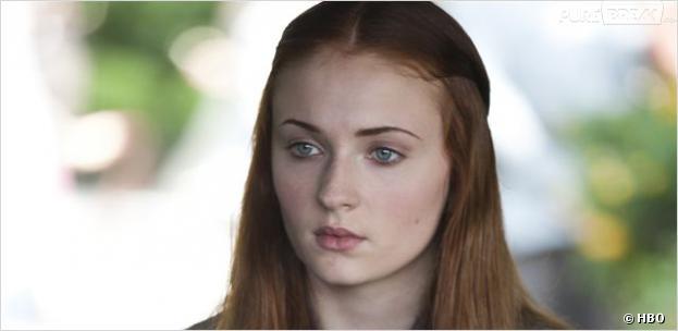 Sophie Turner n'est pas aimée des fans de Game of Thrones