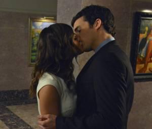 C'est fini pour Aria et Ezra dans Pretty Little Liars