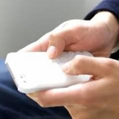 iPhone : une coque en papier bulle à éclater à l'infini !