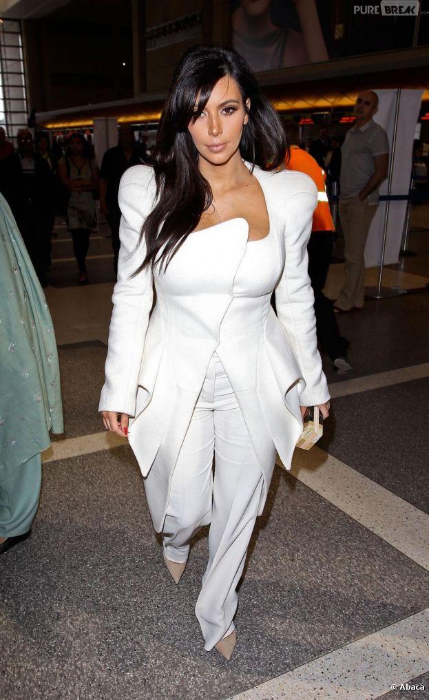 Kim Kardashian veut le meilleur pour sa fille