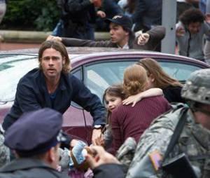 Brad Pitt va sauver le monde dans World War Z