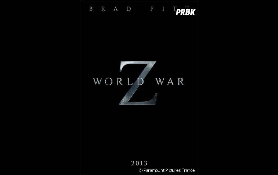 World War Z débarquera le 3 juillet au cinéma