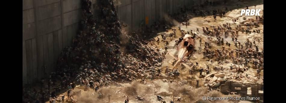 Les zombies attaquent dans World War Z