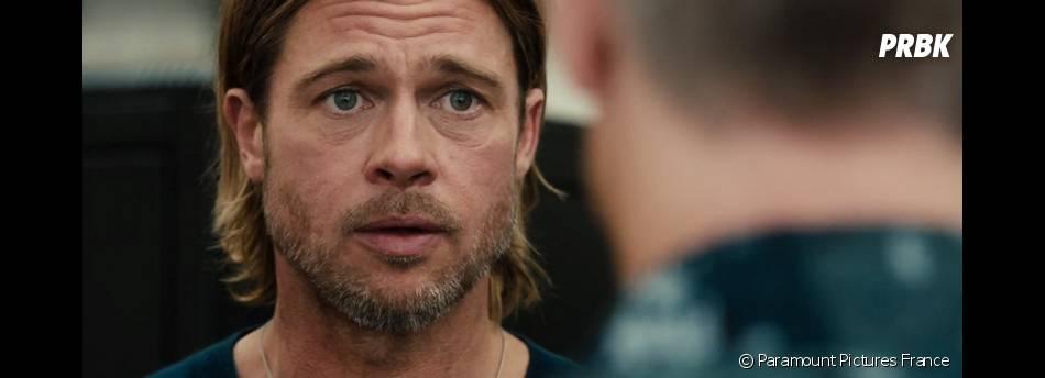 Brad Pitt face aux zombies dans World War Z