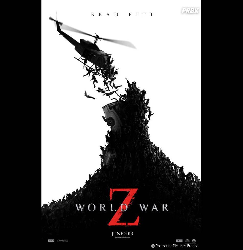Nouvelle affiche de World War Z