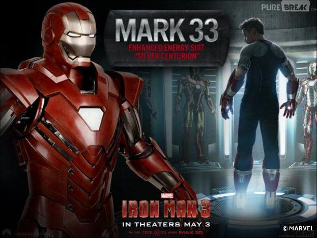 Un nouveau costume pour Iron Man