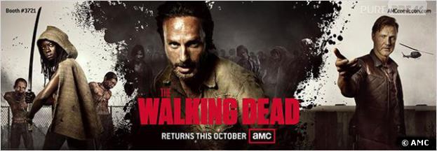 The Walking Dead débarque en jeux de société