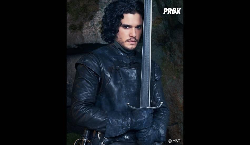 Jon Snow dans Game of Thrones
