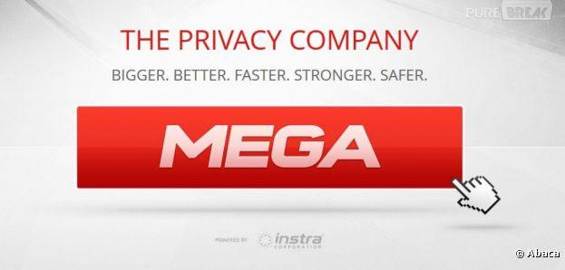 la version mobile de Mega, la plate-forme de partage de fichiers, est disponible