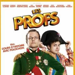 Les Profs : l'affiche avec Kev Adams et PEF (EXCLU)