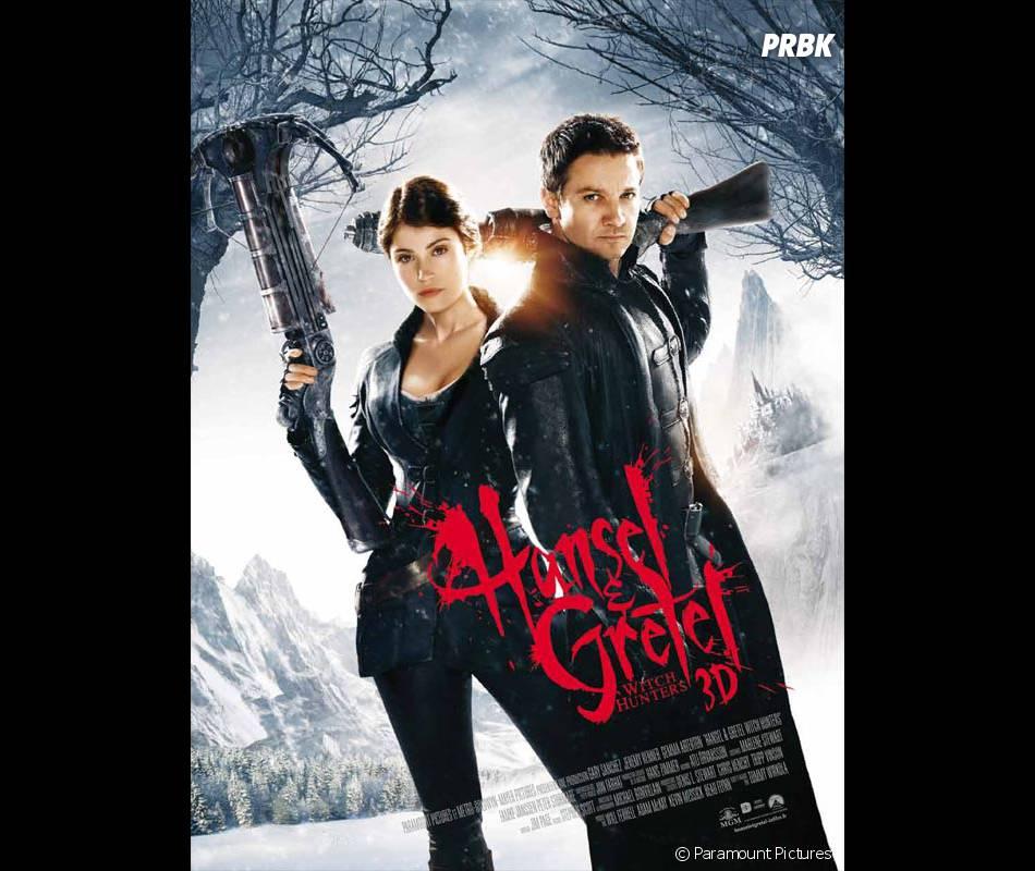 Jeremy Renner est en ce moment au cinéma avec Hansel & Gretel