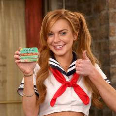 Lindsay Lohan : Vol de bijoux pour l'écolière sexy d'Anger Management ?