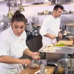 Top Chef 2013 : Guerre des nerfs entre Fabien Morreale et Virginie Martinetti