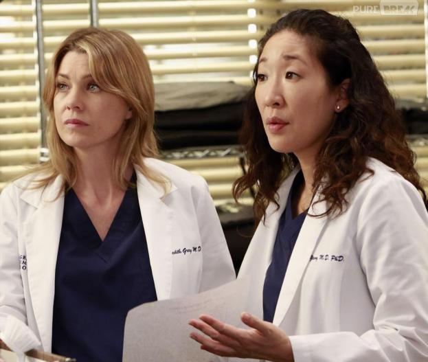 Des doutes dans Grey's Anatomy
