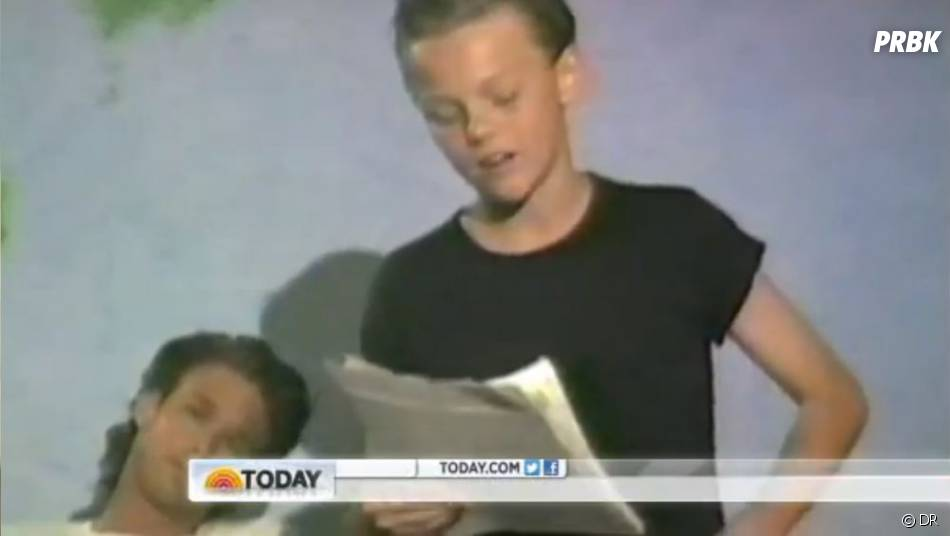 Leonardo DiCaprio, à son premier casting en 1991