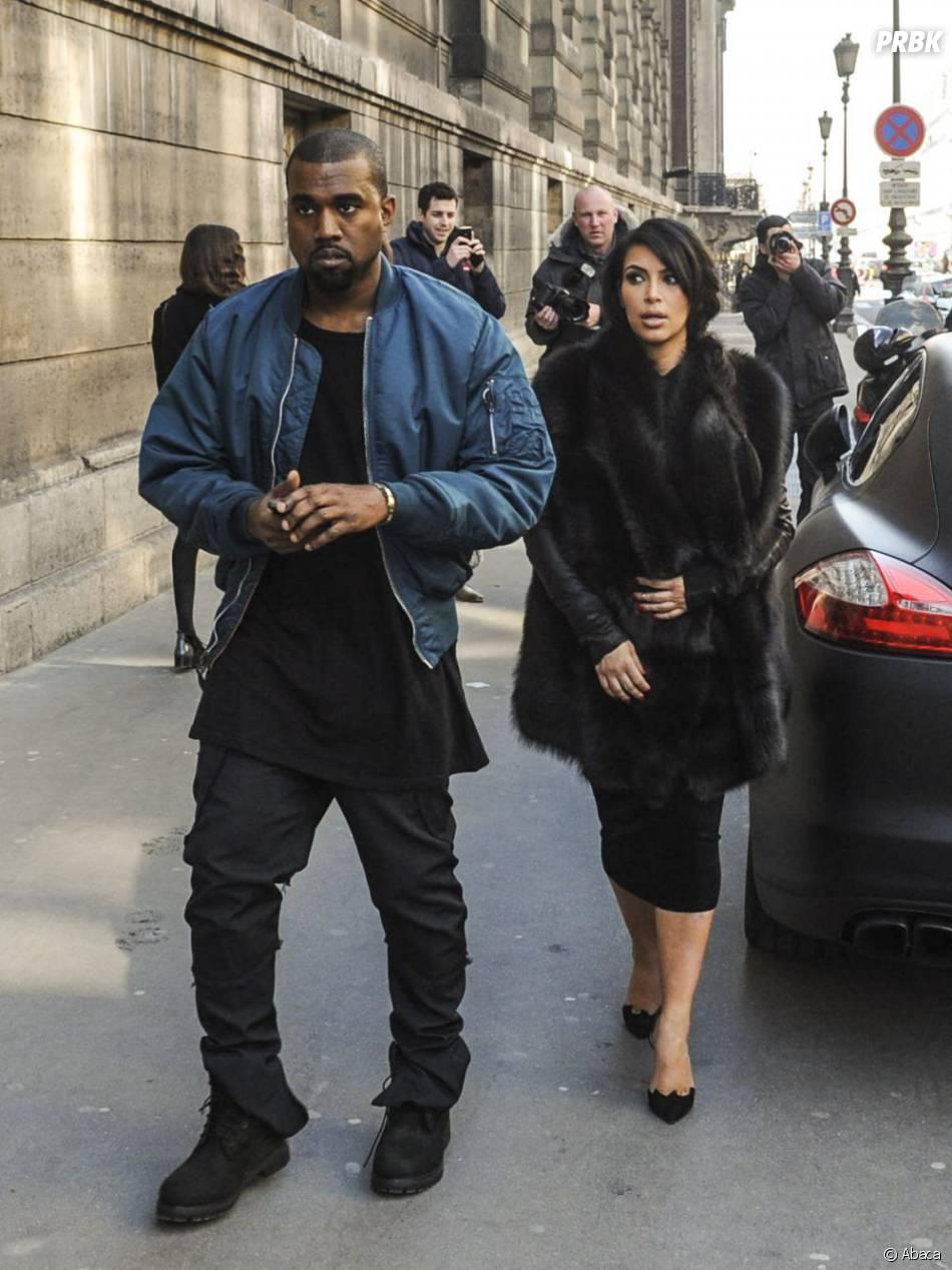 La chanson de Ray J ne doit pas faire rire Kim Kardashian et Kanye West