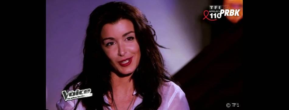 Jenifer était au rendez-vous pour cette dernière soirée des Battles de The Voice 2.