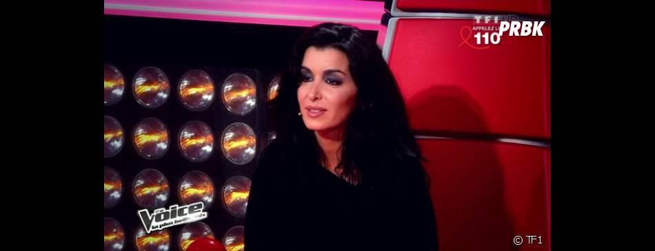 Jenifer était littéralement séduite par le duo entre Florent Torres et Fanny Melili dans The Voice 2.