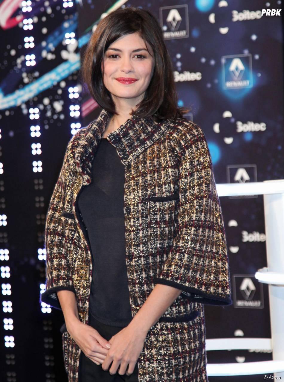 Audrey Tautou, une actrice française très connue à l'étranger